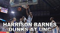 Harrison Barnes | Top Dunks at UNC