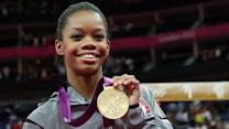 More gold for Gabby Douglas on Monday?