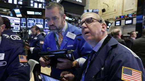 Stocks say 'nevermind'; reverse recent losses as banks jump