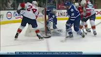 Brad Boyes scores on a second chance
