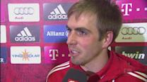 Philipp Lahm says Bayern should have scored more
