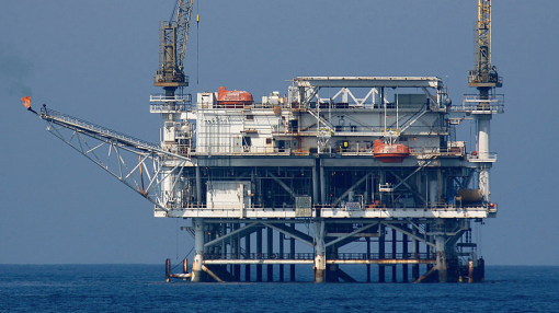 The oil rig count did not rise for the first time in 9 weeks