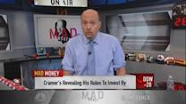 Cramer: Never turn a trade into an investment