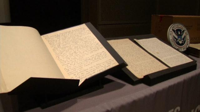 MUSEUM LANDS HOLOCAUST DIARY