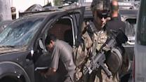 Raw: Car Bomb Blows Near U.S. Embassy in Kabul
