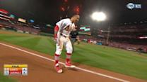 Wong's walk-off homer