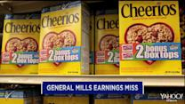 General Mills earnings miss; Apollo beats estimates; Aerie shares soar