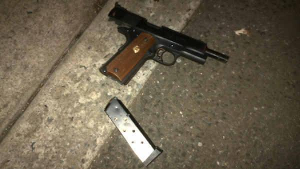 Police shoot armed suspect in Brooklyn