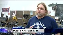 Sacramento Artist Furious Millions Of Dollars For Arena Art Going To New York City Artist
