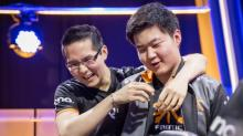 Top to bottom: How Huni's LCS bottom lanes may have molded him