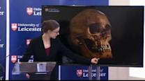 Remains of King Richard III found under a parking lot
