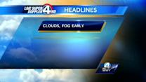 Dale's Thursday Forecast April 18, 2013