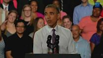 Obama Talks Economy, Minimum Wage, Student Debt