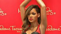 Wax Rihanna Debuts at Madame Tussaud's