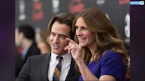 Julia Roberts And Dermot Mulroney Reunited On The Red Carpet