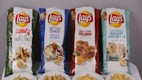 Can you guess it? Lay's new flavors