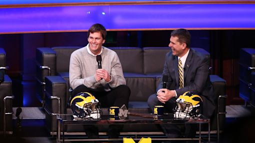 Tom Brady to serve as Michigan honorary captain during NFL suspension