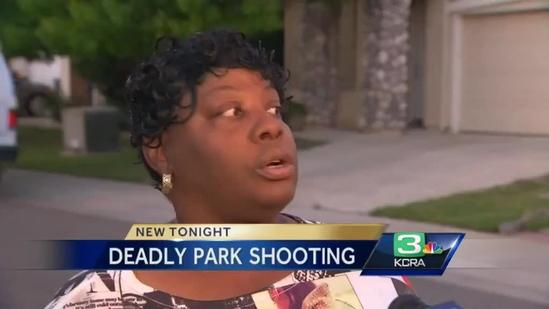 Sacramento park shooting leaves 1 dead, 6 injured