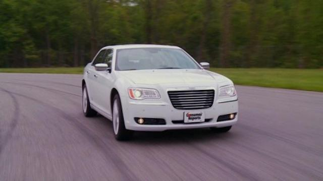 Chrysler 300 first look