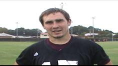 ULM QB Kolton Browning talks Baylor