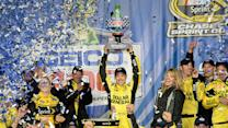 Victory Lane: Matt Kenseth