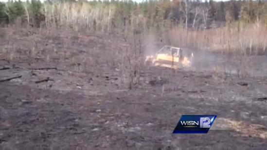 Wildfire efforts turn to cleanup