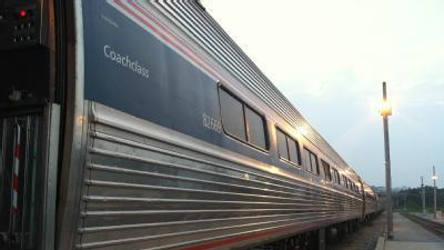 First Downeaster Train Leaves Portland After Fatal Crash