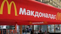 Russia Shuts Down 12 McDonald's Restaurants