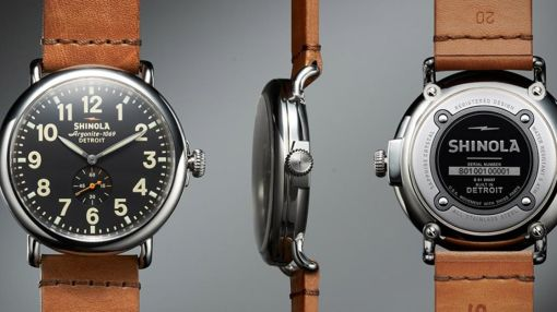Shinola: Enjoying The Spotlight