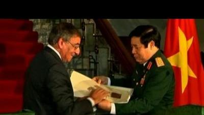 Panetta makes historic trip to Vietnam