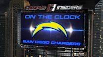 With the 25th Pick, the San Diego Chargers Select...