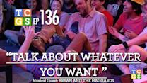 TCGS #136 - Talk About Whatever You Want (But We Recommend Professional Wrestling)
