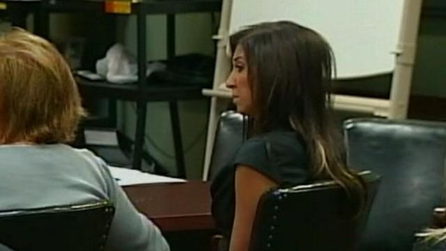 Bengals Cheerleader Sex Scandal: Sarah Jones Pleads Guilty