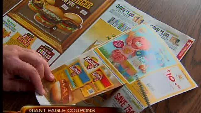 Giant Eagle accepts competitor coupons