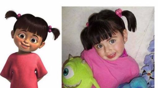 20 People With Cartoon Doppelgangers