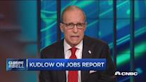 Kudlow: Economy not healthy, recession is a risk