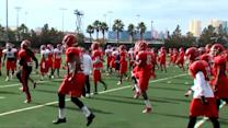 Fresno State Bowl Practice - Day Two