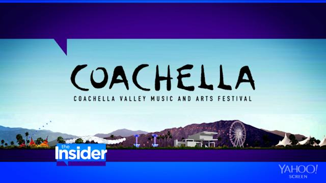 Celebrity Coachella Roundup