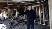 Sandy victims still demanding answers a month after storm