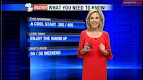 Laura's Weather Webcast Mar 7th
