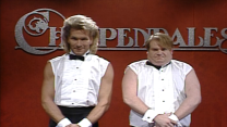 Chippendales Audition