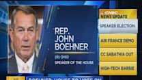 House to vote on speaker Oct. 29th