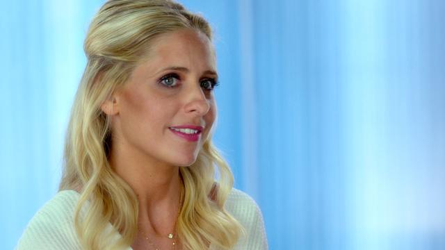 The Crazy Ones: Character Profile - Sarah Michelle Gellar