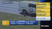 CNBC update: $150k bag of cash