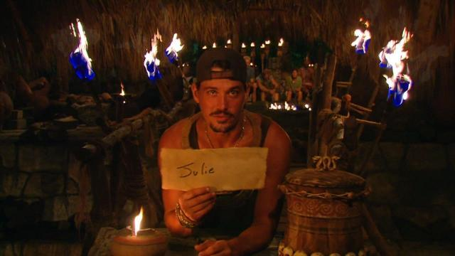 Survivor: Redemption Island - Tribal Council Voting