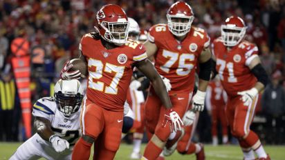 Chiefs finding their stride at right time