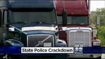 State Police To Join Crackdown On Unsafe Truck Drivers