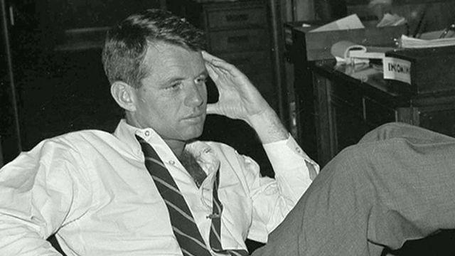 JFK Library releases documents from RFK's White House days