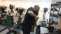 Shoe-Repair Startup Takes the Local Cobbler Online