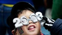 Estimated 1 Million to Ring in 2013 in NYC